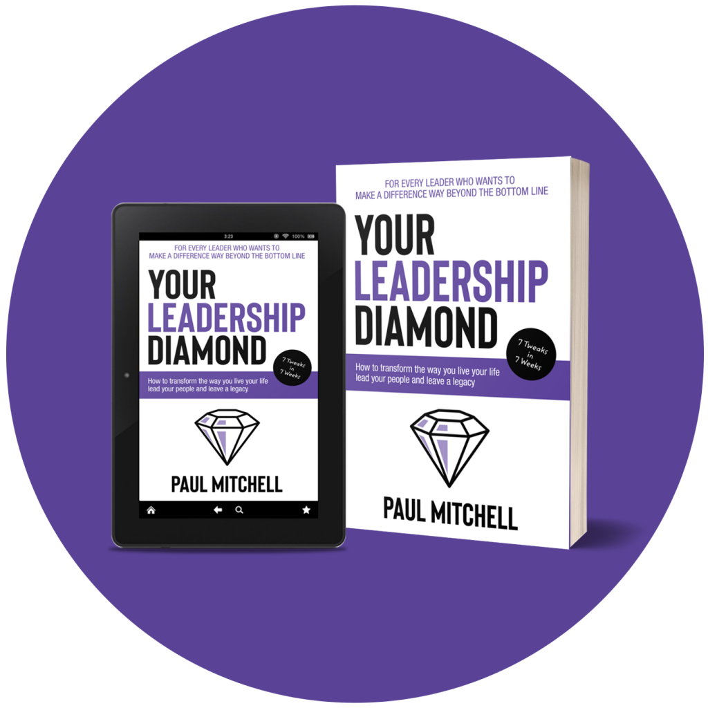 Your Leadership Diamond Book | Leadership Skills Book