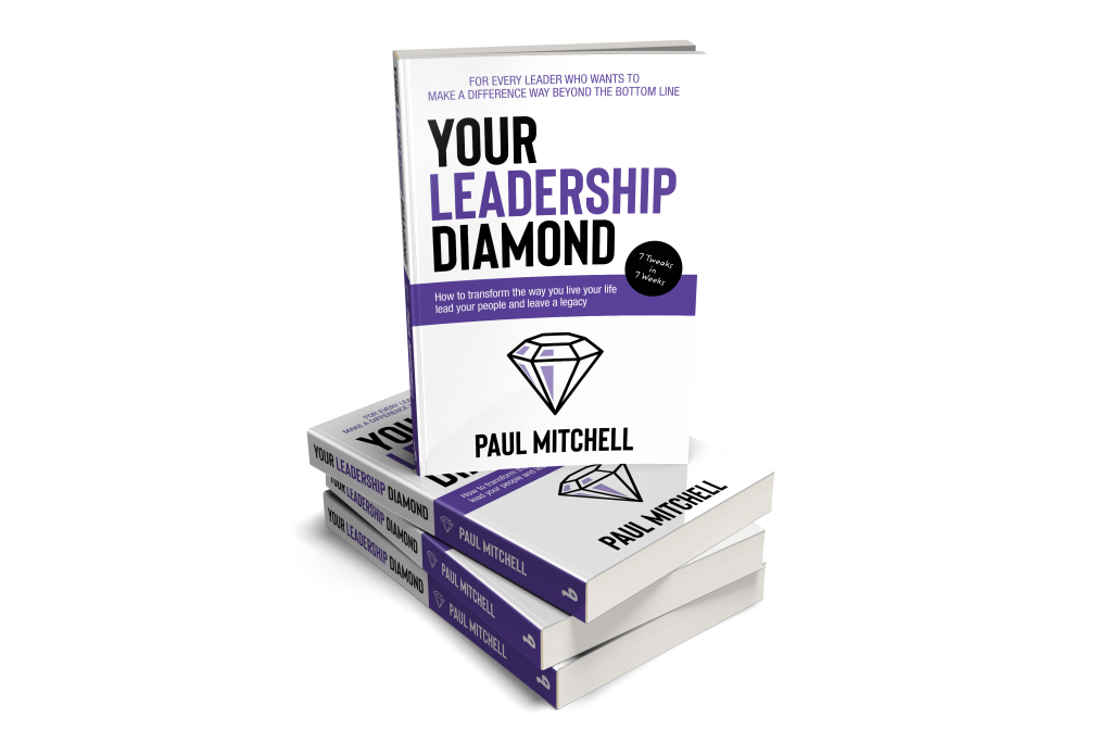 Your Leadership Diamond Book Stack | Best Books on Leadership