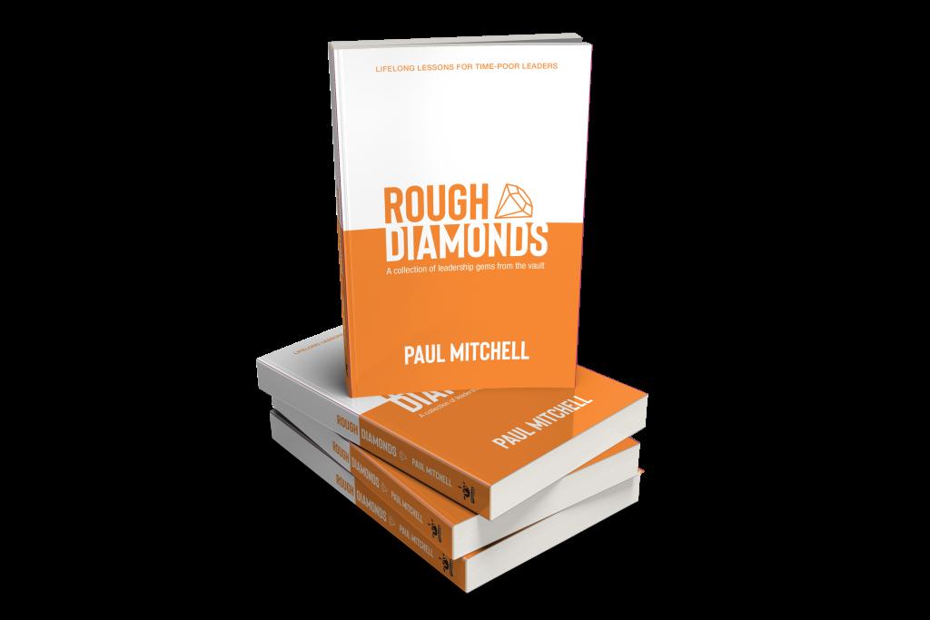 Rough Diamonds Stack | Paul Mitchell | Books on Leadership