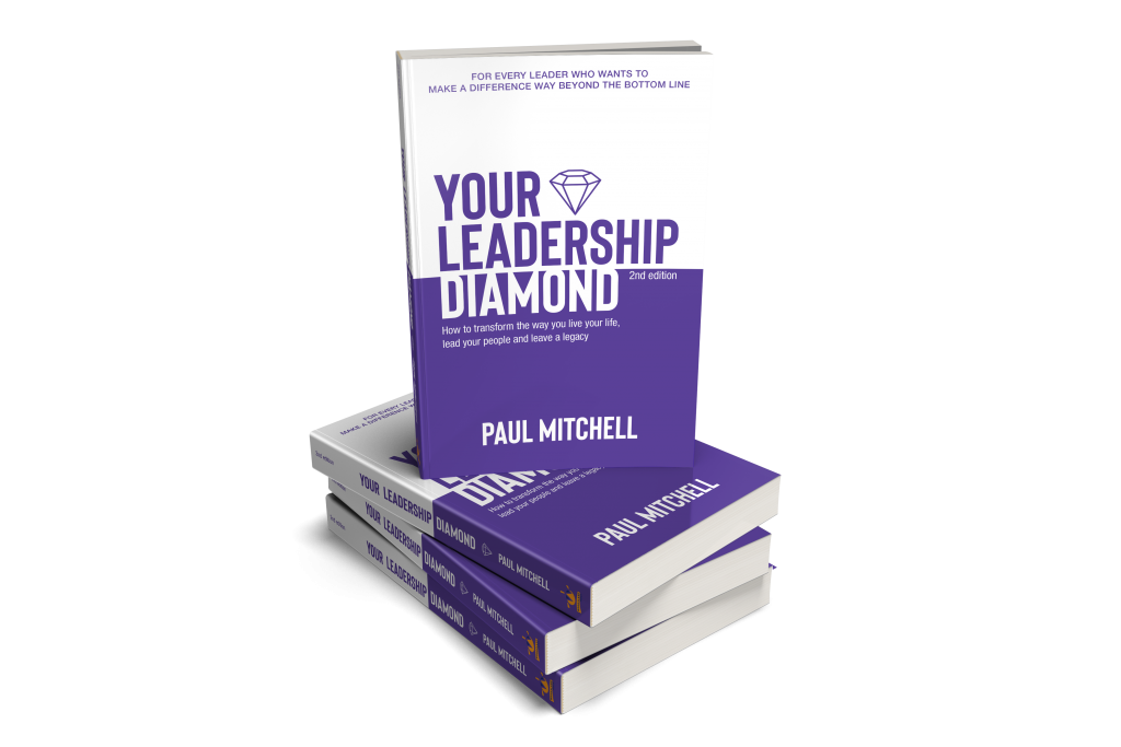 Your Leadership Diamond Second Edition Stacked | Leadership Books | the human enterprise